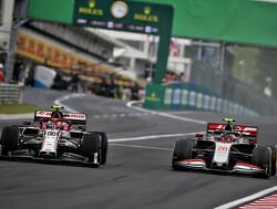 Haas-coureurs ontvangen straf: Magnussen teruggezet naar P10