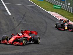 """Vettel op rondje gereden door Hamilton: """"Dat is geen verrassing"""""""