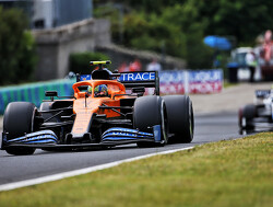 Norris rues 'screwing everything up' at Hungarian GP start