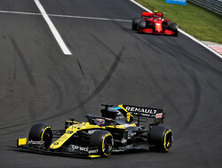 Ricciardo believes Renault has 'a bit more speed than Ferrari'
