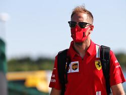 Vettel 'always optimistic' for better results during race
