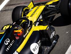"""Esteban Ocon: """"De Renault-motor levert goede prestaties"""""""