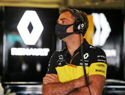 Teambaas Renault snapt achterstand Ocon: ''Ricciardo sterktste teamgenoot''