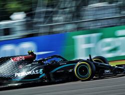 VT3 Eifel Grand Prix: Max Verstappen vierde achter Mercedes en Ferrari