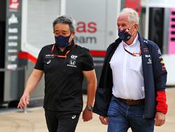 """Honda: """"We zijn in gesprek met Red Bull voor F1-stoeltje van Tsunoda"""""""