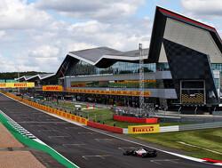 Starting grid for the 2020 British Grand Prix