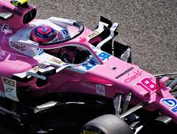 Crash Lance Stroll heeft gevolgen voor Sergio Perez
