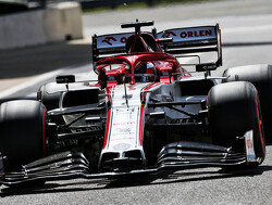 Raikkonen confident Alfa Romeo can reach top ten fight