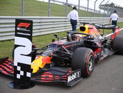 Max Verstappen is realistisch: hoopt op zijn eerste podium op Monza