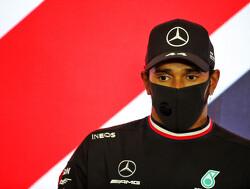 Brundle bespeurt chagrijn bij Hamilton over zijn nieuwe contract