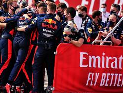 De overwinning van Max Verstappen door de ogen van Red Bull Racing
