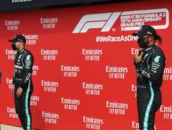Kwalificatie GP van België: Lewis Hamilton sneller dan  Valterri Bottas en Max Verstappen in Spa-Francorchamps