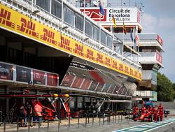 Barcelona tekent nieuwe F1-contract voor 1 jaar