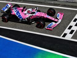 Racing Point stopt met updates na Grand Prix van Italië