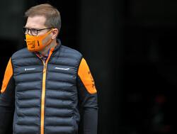 """Andreas Seidl over huidige vorm McLaren: """"Zijn zeker niet blij"""""""