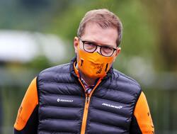 """McLaren: """"Teams moeten samen met F1 plan maken voor nieuwe motoren"""""""