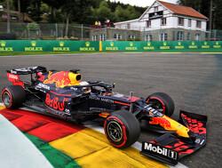 Geen DAS-systeem voor Red Bull Racing