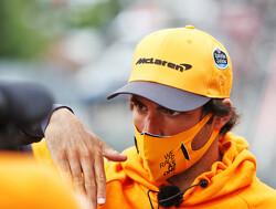 Probleem met Renault-motor zorgde ervoor dat Sainz niet kon starten