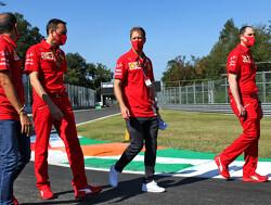 """Italiaanse  F1 Grand Prix werd nachtmerrie voor Ferrari: """"Goed dat er geen fans waren"""""""