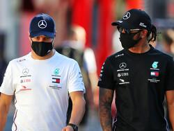 'Hamilton tekent tweejarig contract met veto over teamgenoot'