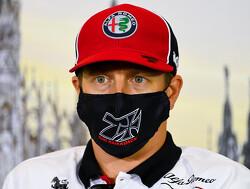 """Woedende Kimi Raikkonen: """"Esteban Ocon is een idioot"""""""