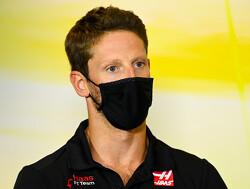 """Romain Grosjean: """"Oude onderdelen belemmeren Haas"""""""