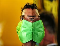 """Paniek bij Ricciardo: """"Ik had ineens positief op corona getest"""""""