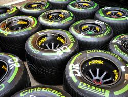 Pirelli wijkt van standaard bandentoewijzing af voor GP Portugal
