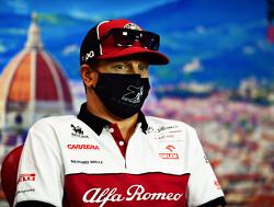 """Kimi Raikkonen: """"Heb weinig succes gehad in Rusland"""""""