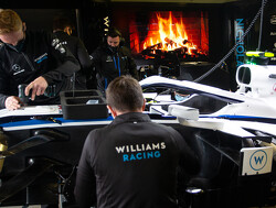 Williams test nieuwe onderdelen in Portugal