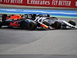Kvyat boos op Red Bull-collega Albon vanwege onprofessionele houding
