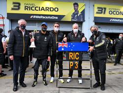 "Cyril Abiteboul: ""Mijn schuld dat Ricciardo naar McLaren vertrekt"""