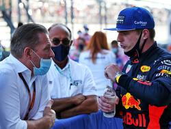 """Jos Verstappen ziet winstkansen Max stijgen: """"Ik weet wat er gaat komen"""""""