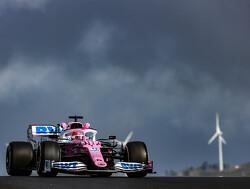 """Sergio Perez niet blij met asfalt: """"Coureurs zullen blijven vechten met het asfalt"""""""