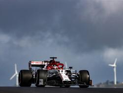 Kimi Raikkonen's pole position-ronde op Imola 2005