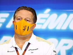 """Zak Brown: """"Nieuwe reglementen spelen McLaren in de kaart"""""""