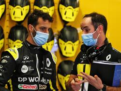 """Ricciardo: """"Circuit van Portimao heeft zwakheden van Renault aangetoond"""""""