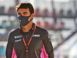 """Perez reageert op Horner: """"Ga niet lang wachten op Red Bull"""