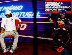 """Max Verstappen over record Hamilton: """"Hij zei dat ik maar harder moest werken om dat te verbreken"""""""