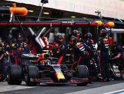 Red Bull Racing domineert met snelle pitstops negen keer in de top 10