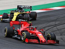 """Leclerc niet blij met zevende plek: """"Gat naar P4 is te groot"""""""