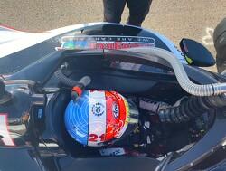 <b>Update</b> Rinus VeeKay negentiende in tweede vrije training op Barber Motor Sport