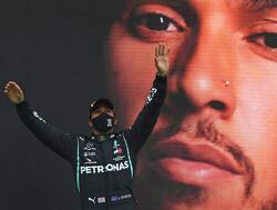 Grand Prix in Portugal is niet door Hamilton gewonnen maar door Mercedes