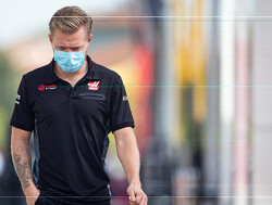 """Magnussen baalt: """"Ik heb gewoon pech"""""""