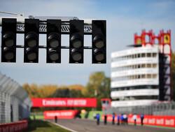 Startopstelling Grand Prix van Emilia Romagna 2021