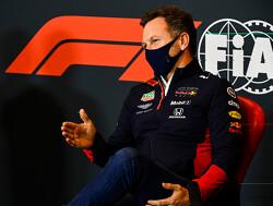 """Christian Horner: """"Red Bull heeft sponsoren van Perez niet nodig"""""""