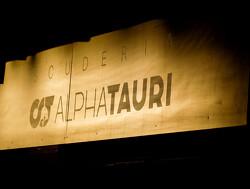 Scuderia Alpha Tauri onthult de nieuwe AT02 op 19 februari