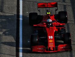 """Leclerc: """"Ik wil niet bij Mercedes racen en hoef ook hun motor niet"""""""