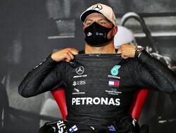 Bottas ligt niet wakker van contractperikelen rondom Hamilton