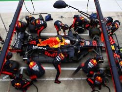 Sponsor INTERprotección volgt Perez naar Red Bull Racing